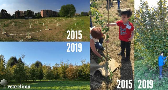 Un progetto utile per l'ambiente…cresciuto insieme a tutti noi!