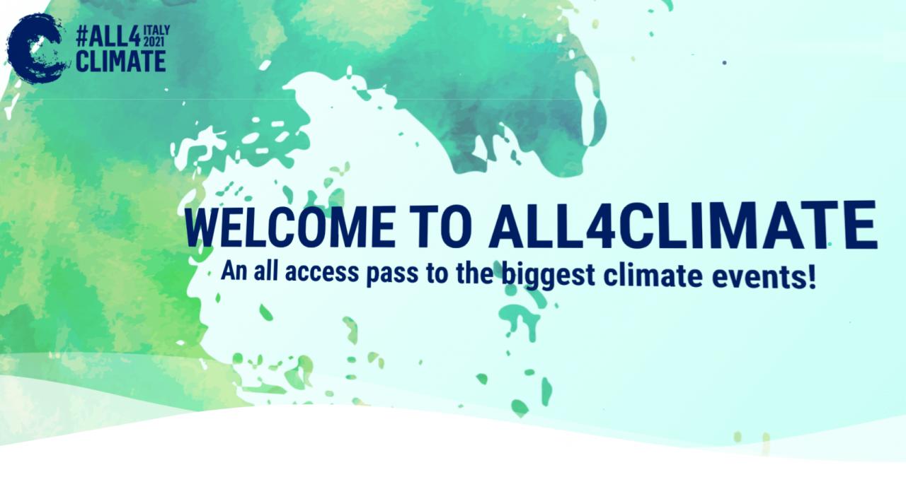 Rete Clima è partner di All4Climate e neutralizza le emissioni serra di Music4All