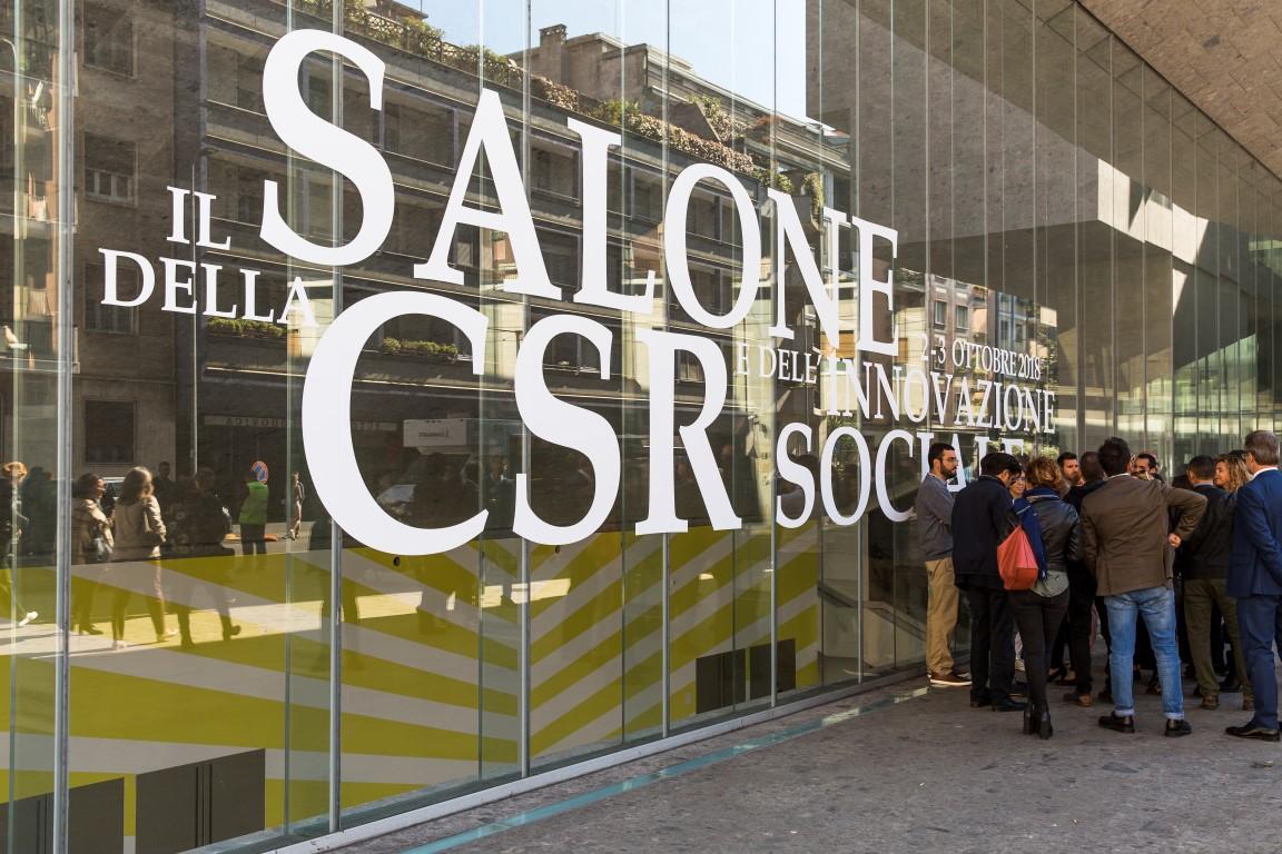 Al via il Salone della CSR 2019: 1 e 2 ottobre in Università Bocconi.