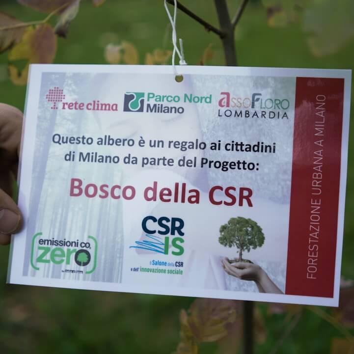Bosco della CSR