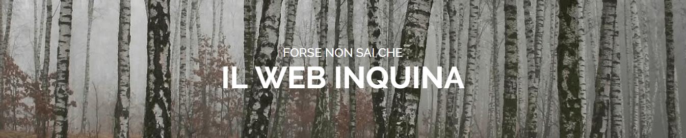Web carbon neutral