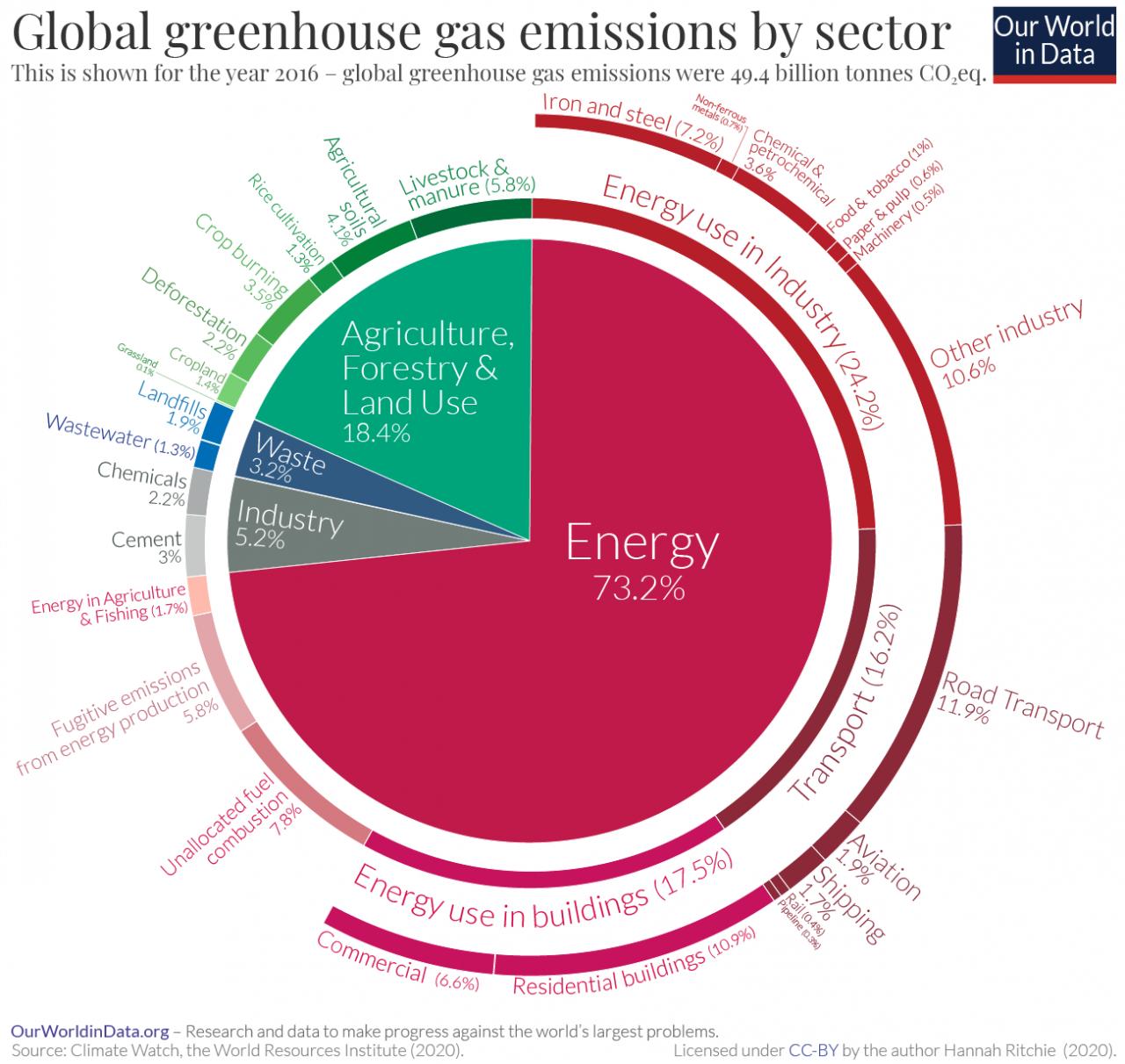 azioni individuali cambiamenti climatici