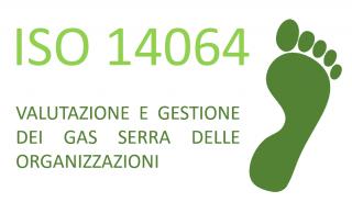 ISO 14064-1: Carbon footprint delle Organizzazioni (Inventario dei gas serra)