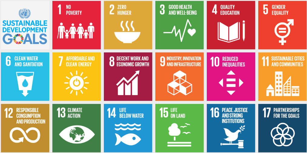 UN Sustainable Development Goals 2030