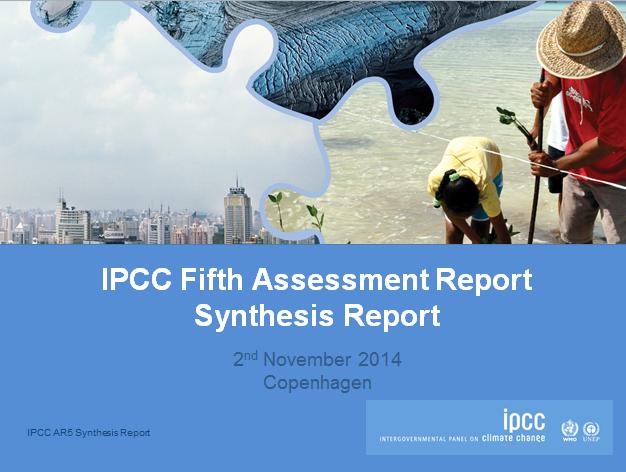 Report Ipcc: la concentrazione CO2 in atmosfera è la più alta degli ultimi 800.000 anni ed il riscaldamento climatico aumenta