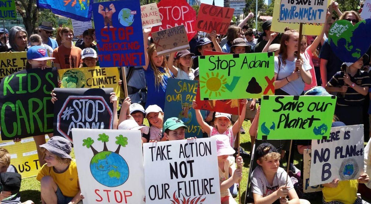 La lezione sul clima che ci stanno regalando i ragazzi di tutto il mondo