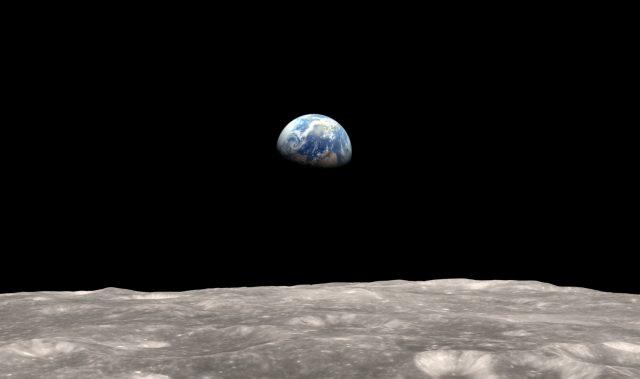 Alba Terrestre: 50 anni di consapevolezza ambientale