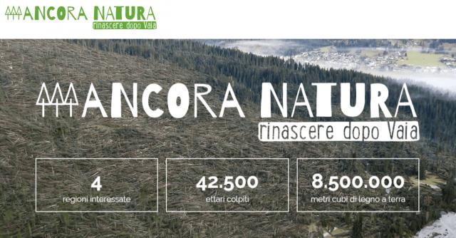 Al via il progetto Ancora Natura