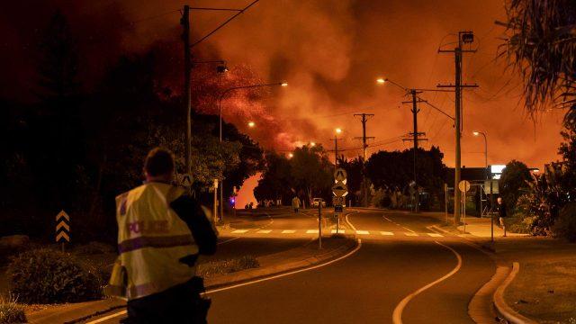 Australia: incendi e riscaldamento climatico