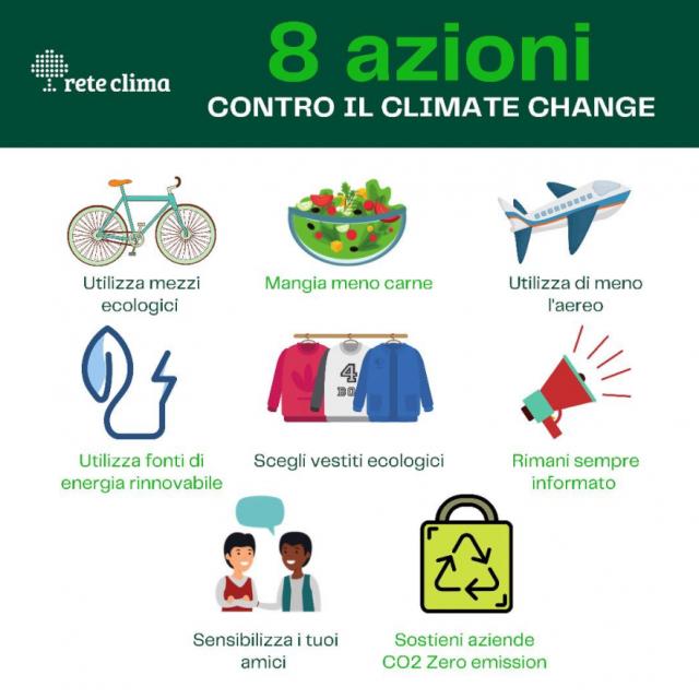 Vuoi agire contro i cambiamenti climatici? Ecco una guida per percorrere la strada giusta