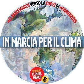 Marcia per il clima: la Global Climate March anche a Roma, i prossimi 28 e 29 novembre (in vista della COP 21 di Parigi)