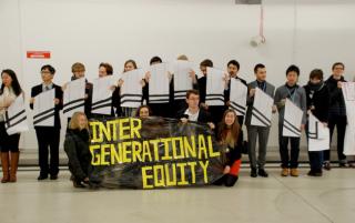 Think tank equità intergenerazionale: storia di una giornata di riflessione