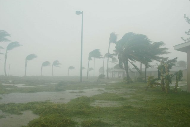 Il cambiamento climatico è causa dei fenomeni meteorologici estremi