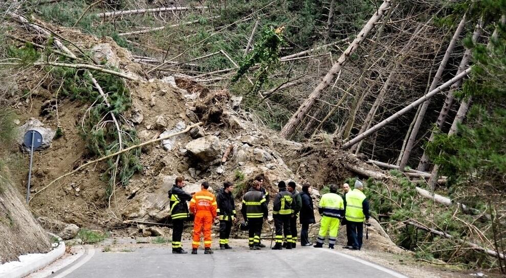 Dissesto idrogeologico in Italia: i dati di ISPRA indicano il 91% dei Comuni esposto a rischio idrogeologico