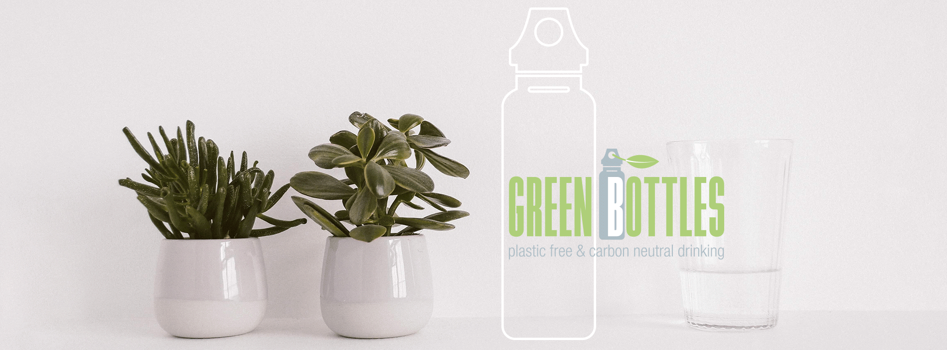 Green Bottles: borracce ecologiche e carbon neutral