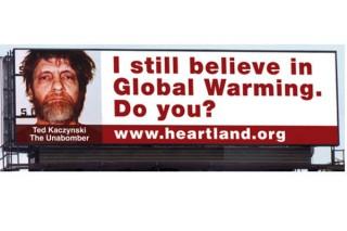 Disinformazione e negazionismo del cambiamento climatico passano anche per Unabomber