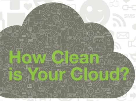 "Cloud Computing ""poco rinnovabile"" e poco pulito"