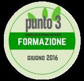 logo FORMAZIONE Punto3
