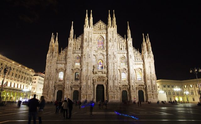 Milano: l'autunno più caldo degli ultimi 122 anni