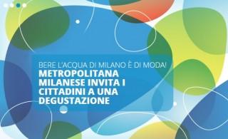 Milano Blu: acqua del rubinetto, acqua del Sindaco, acqua sostenibile