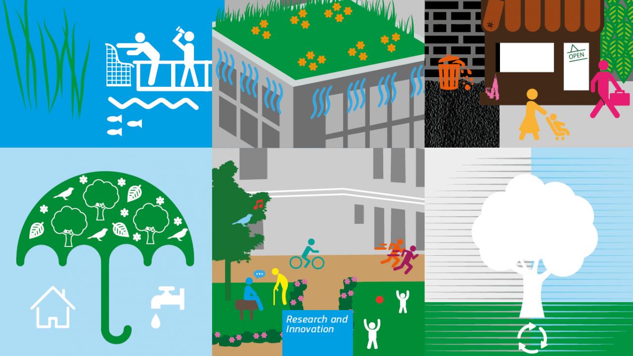 Nature based Solutions (Nbs): una strada per l'aumento della resilienza dei sistemi antropici