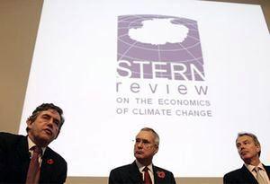 Sir Nicholas Stern: il cambiamento climatico attuale è peggiore delle previsioni