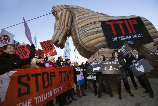 TTIP (Transatlantic Trade and Investment Partnership): una minaccia per l'Europa?