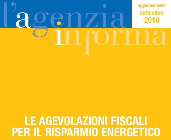 Energia fonti rinnovabili efficienza energetica archivi - Agevolazioni fiscali per ristrutturazione bagno ...