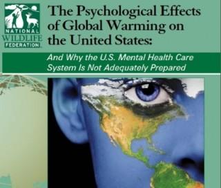 USA: problemi psicologici a causa del riscaldamento climatico