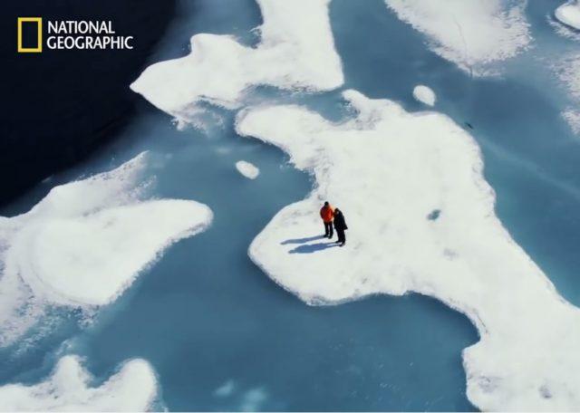 """""""Punto di non ritorno"""" (Before the flood): il documentario di Leonardo Di Caprio sui cambiamenti climatici"""