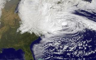 L'uragano Sandy: il riscaldamento climatico, i danni economici, la percezione dei rischi climatici