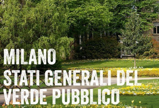 Stati Generali del Verde Pubblico 2017: a Milano il 21 novembre
