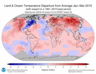 Cause ed origini del cambiamento climatico: una serie di grafici interattivi aiutano a capirle con chiarezza