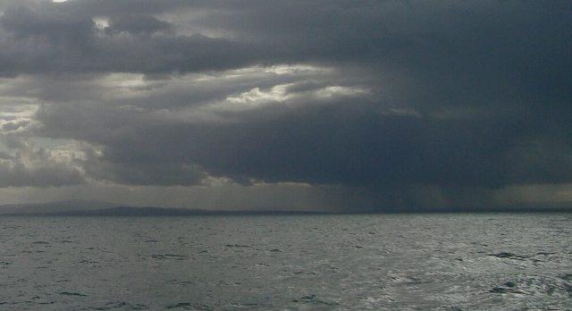 Oceani e mari più caldi = eventi meteo più intensi = crescita del rischio idrogeologico