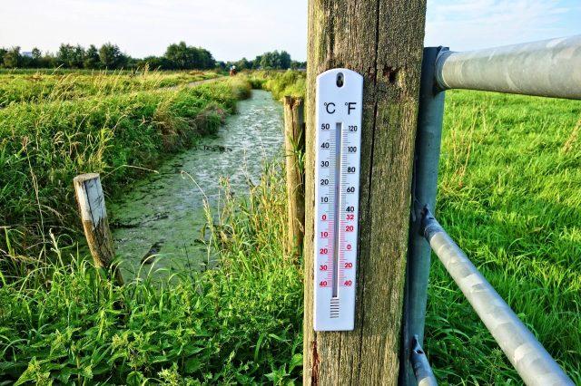 """L'Italia """"scotta"""" e gli Italiani temono il riscaldamento climatico"""